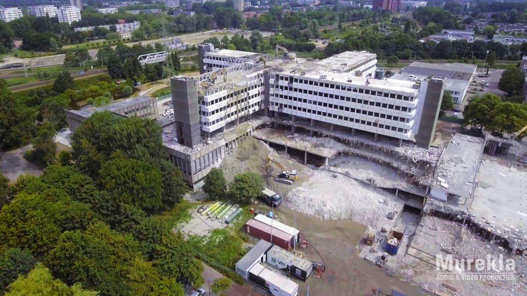 Sloop CBS gebouw Voorburg 5