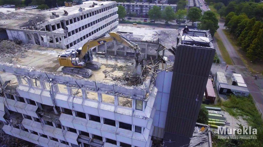 Sloop CBS gebouw Voorburg 10