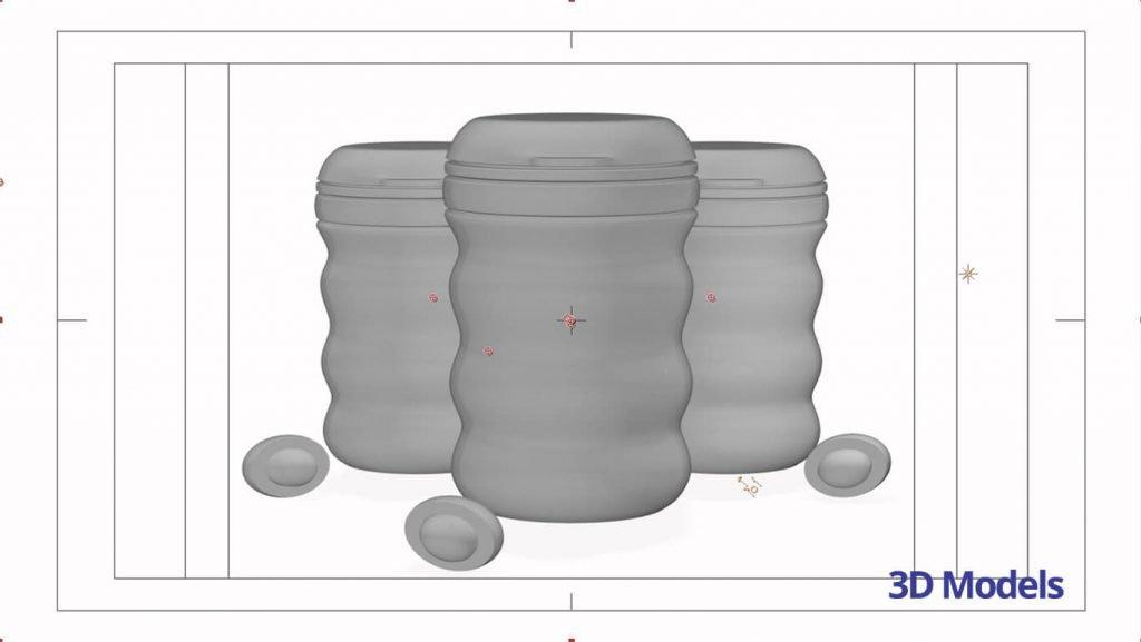 3D Animatie Mentos Pure Israel 4